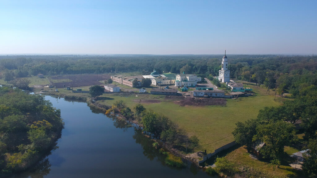Самарский Пустынно-Николаевский монастырь