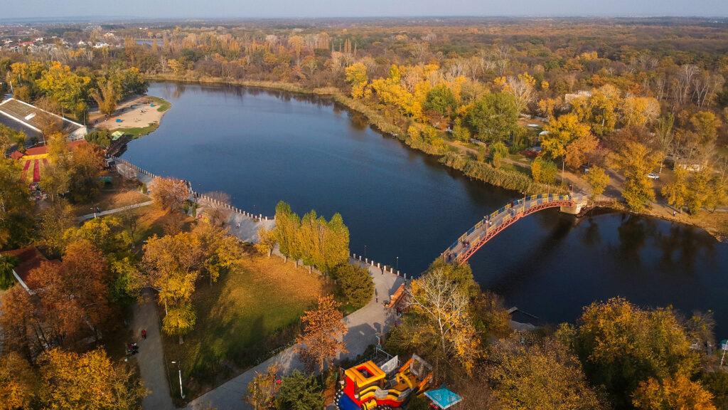 Парк имени А.М. Сучкова