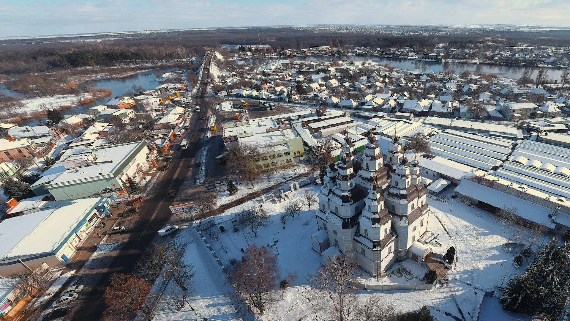 Свято-Троицкий собор, февраль 2020