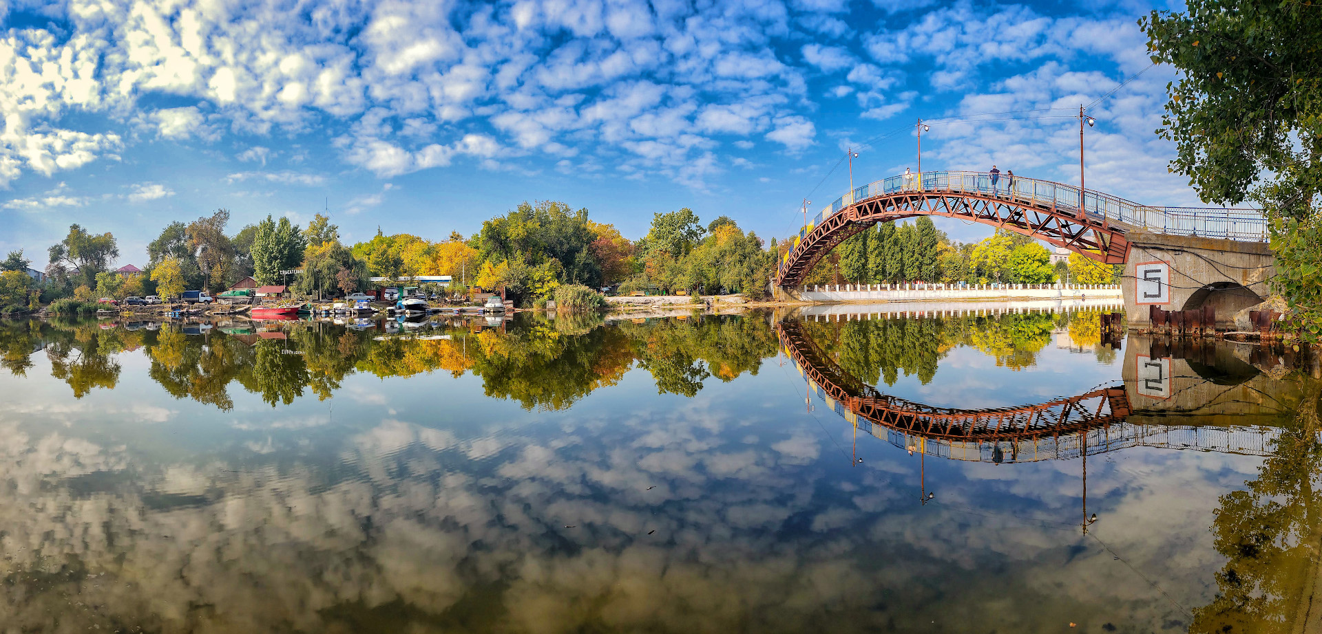 Горбатый Мост, октябрь 2019